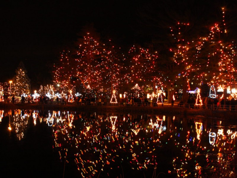 La Salette Lights