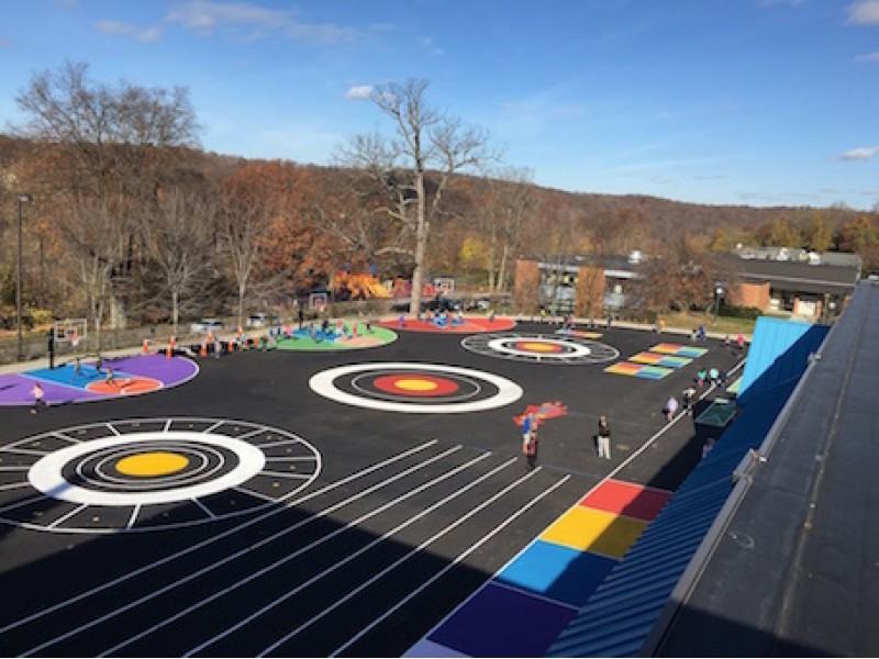 Ardsley Schools Join The Peaceful Playground And Buddy