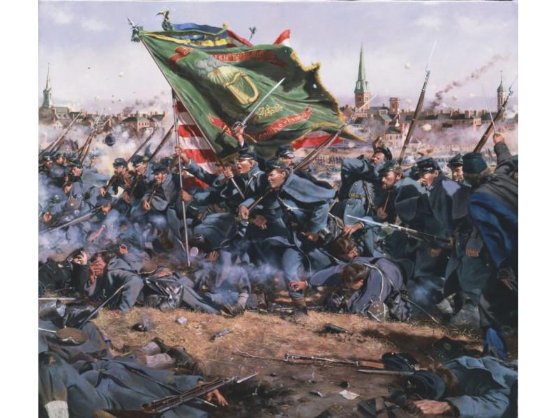 Emerald Guard Civil War