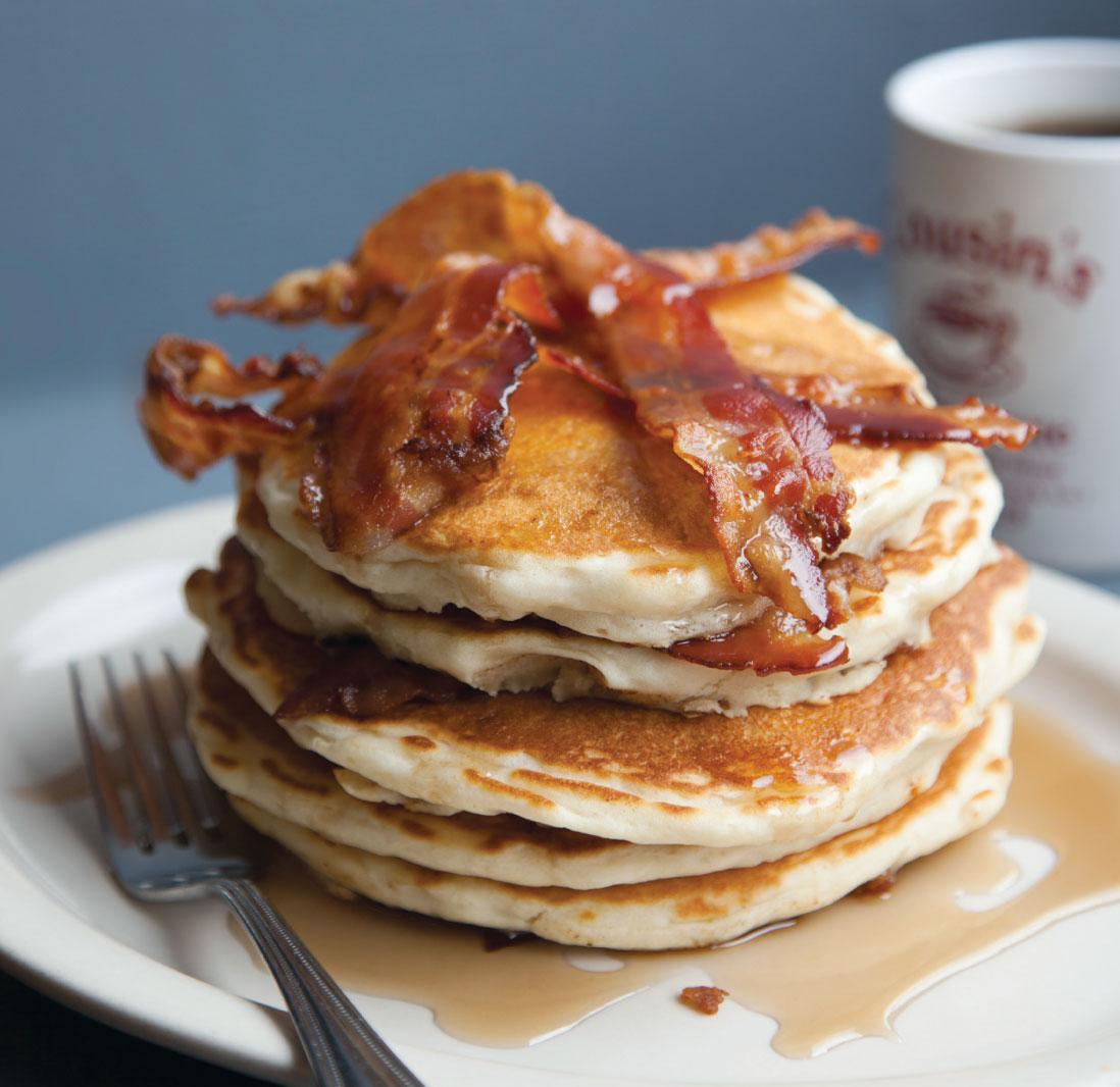Pancake Brown Sugar Syrup