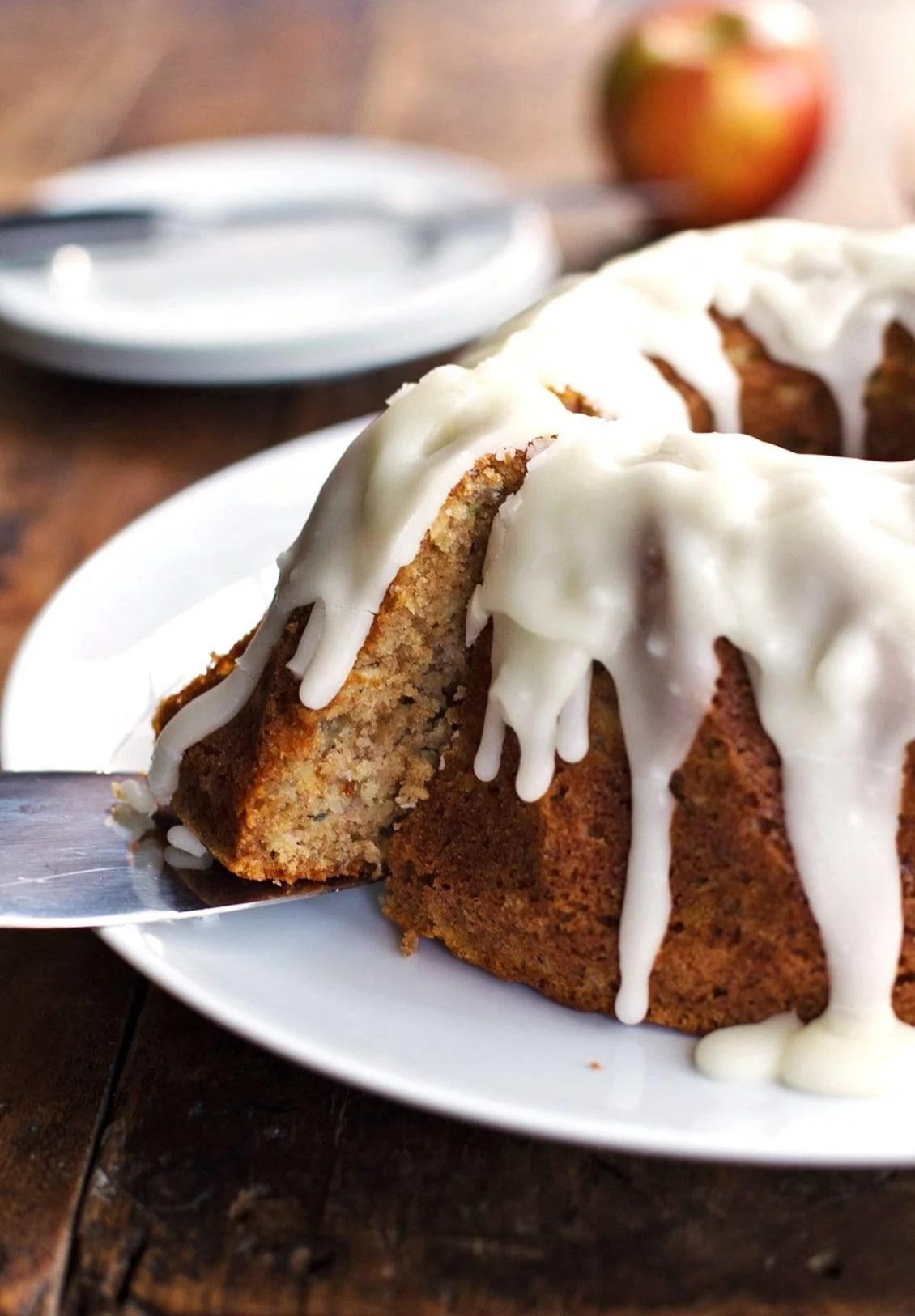 Yummy Apple Cake Recipe