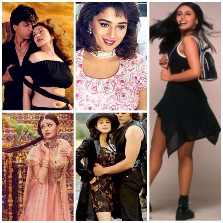 12 Bollywood trends from the 90s that we are still wearing   PINKVILLA Celebrity Style 90s Fashion