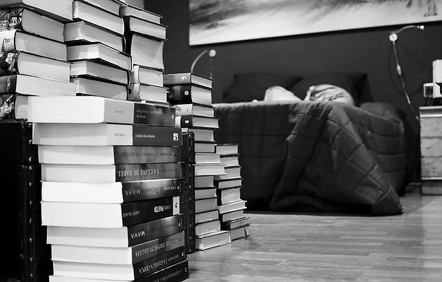 Free Photo Books Book Reading Literature Free Image