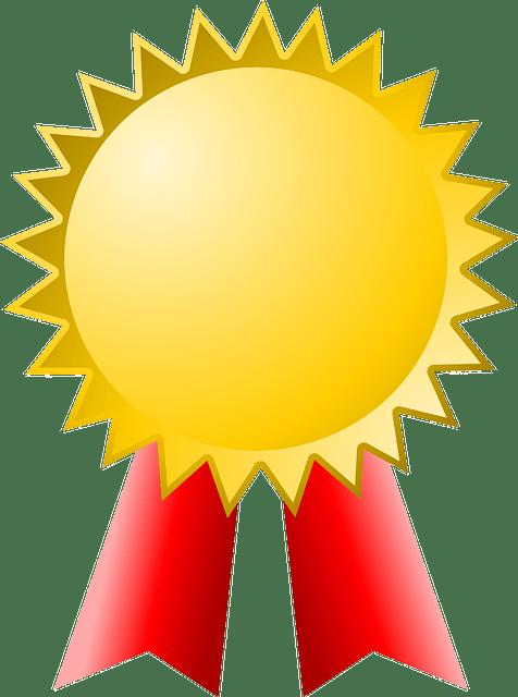 Employee Excellence Award Template