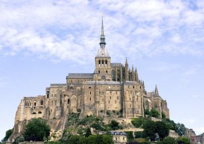 Free photo: Mont, Saint, Michel, Normandy - Free Image on ...