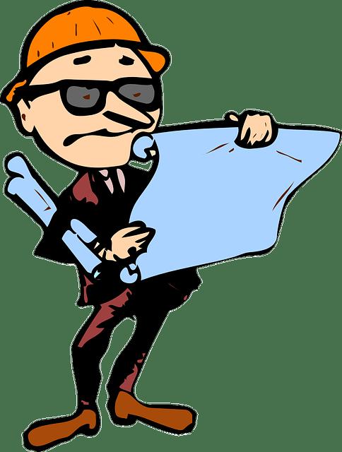 Planning Engineer Cartoon Clip Art