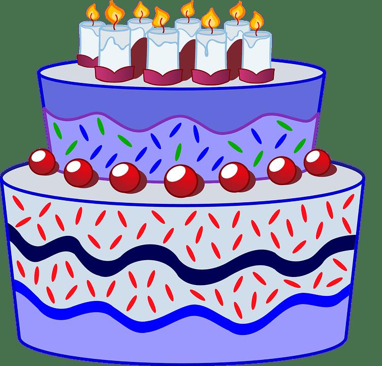 Gambar Kartun Kue Ulang Tahun Lucu Jan Lucu