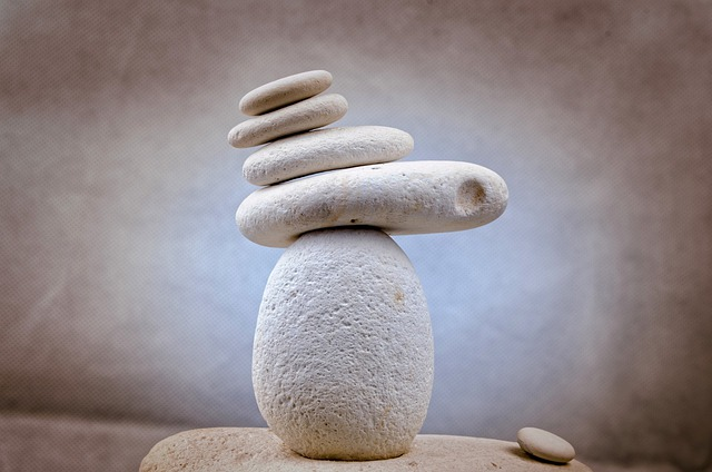 Stone Zen White 183 Free Photo On Pixabay