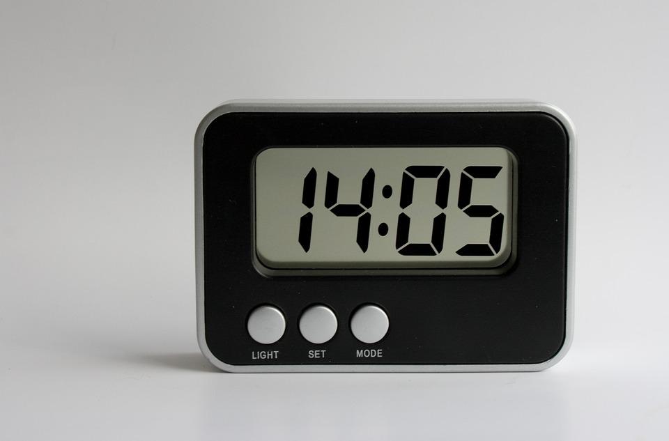 Alarm 1 Hour
