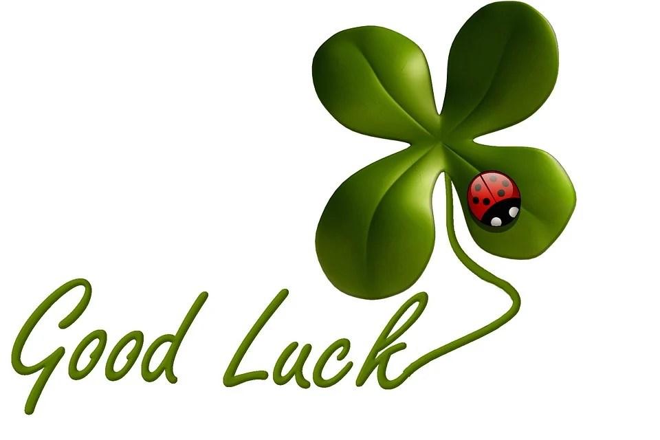 Clover Good Leaf 4 Luck
