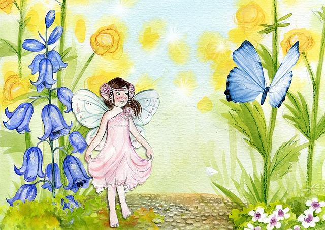 Fairy Fantasy Art 183 Free Image On Pixabay