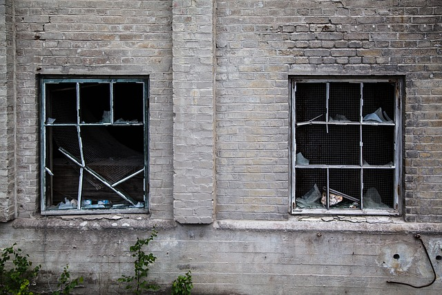Broken Windows Destruction Factory 183 Free Photo On Pixabay