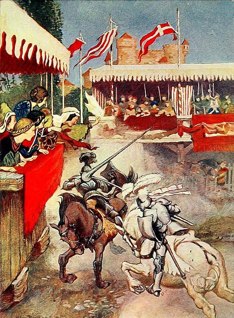 King Arthur Literature Book 183 Free Image On Pixabay