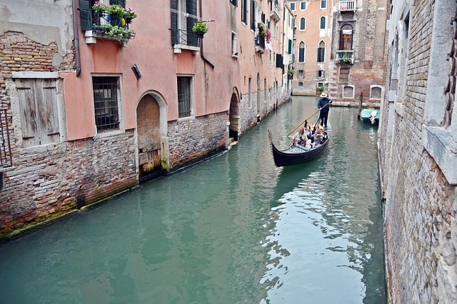 Venice Gondola Water 183 Free Photo On Pixabay