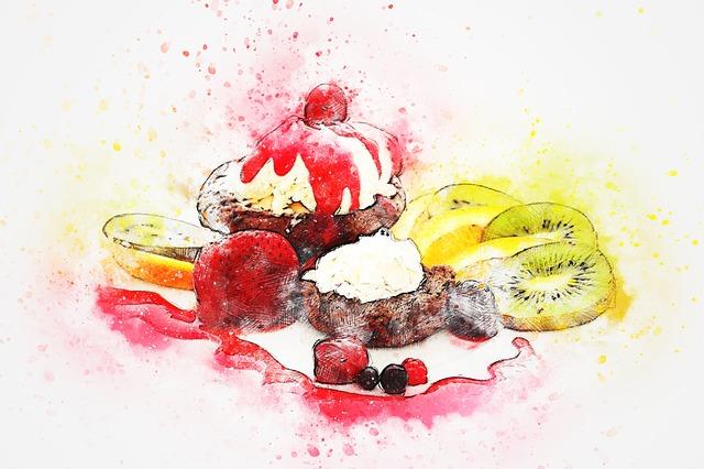 Cake Fruits Food 183 Free Image On Pixabay