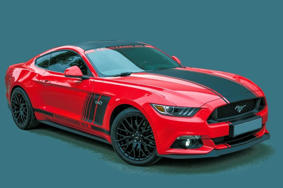 Ford Mustang Gt Sports Car      Free photo on Pixabay ford mustang gt sports car supercar automotive