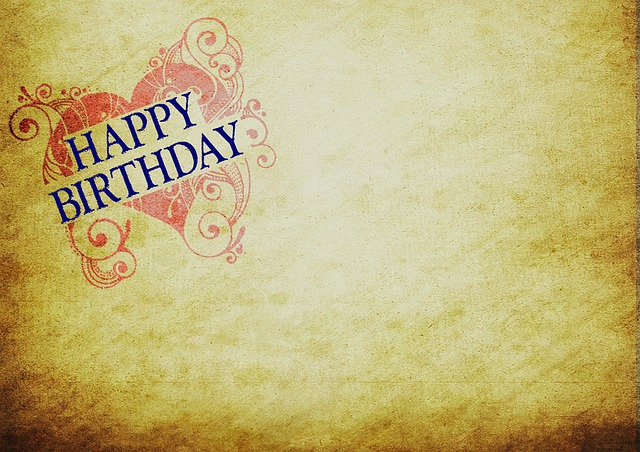 Birthday Happy Heart 183 Free Image On Pixabay