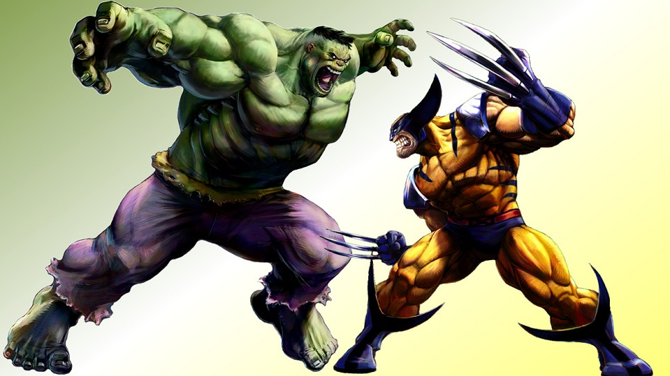 hulked out wolverine - 970×545