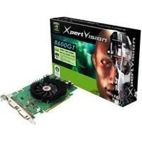 Find the best price on Jetway GeForce 7600 GS 512MB   Graphics Cards     XpertVision GeForce 8600GT Super 512MB
