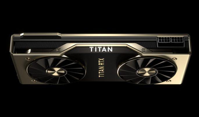Nvidia Presenta La Titan Rtx La Tarjeta Gr 225 Fica De