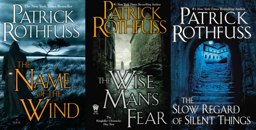 Kingkiller Chronicle  Book 3 Release Date Update  Patrick Rothfuss      Kingkiller Chronicle  Book 3 Release Date Update  Patrick Rothfuss  Livestreams Sequel Details   Player One