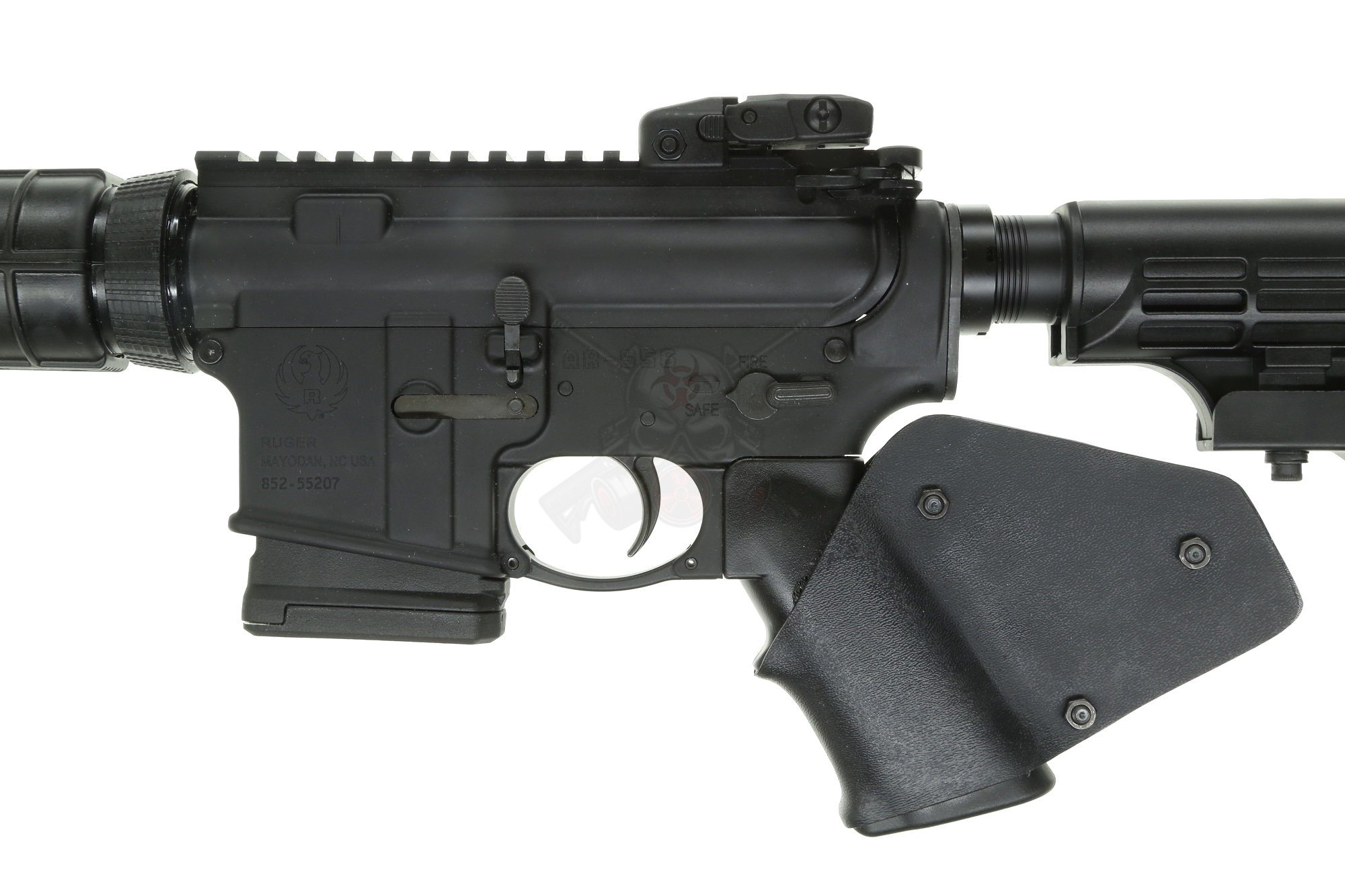 california compliant ar 15 rifles