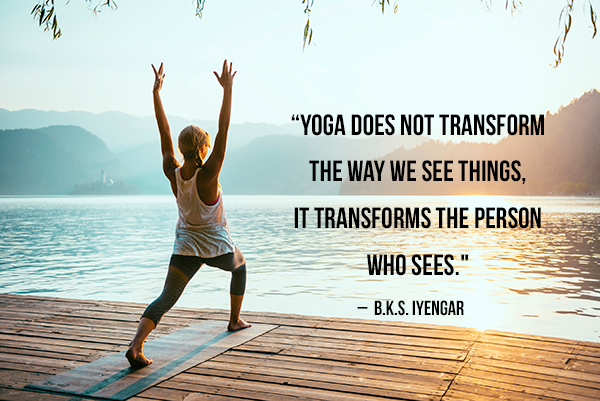 Funny Yoga Quotes Inspirational