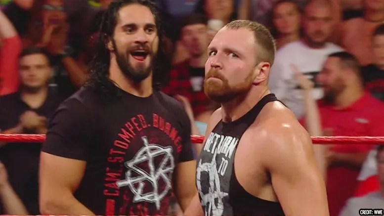 Dean Ambrose Returns from Injury on Raw (VIDEO)