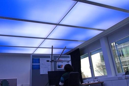 Led Ceiling Tile Lights