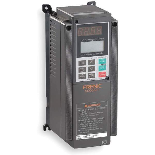 Fuji Electric FRN005G11W 2UX   Variable Frequency Drive   Raptor     FUJI ELECTRIC FRN005G11W 2UX