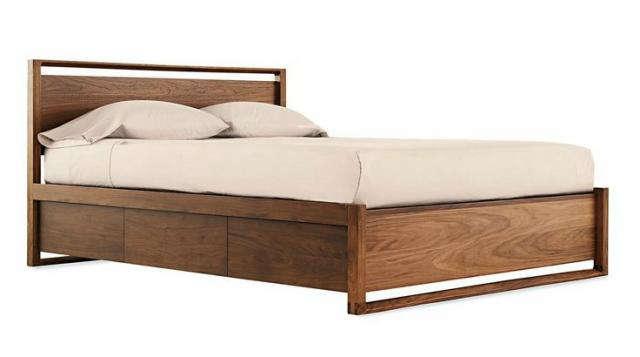 10 Easy Pieces Essential Wooden Beds Remodelista