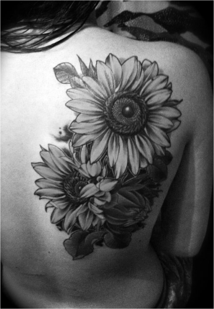 From Delicate to Rebellious: 40 Fabulous Flower Tattoos ...