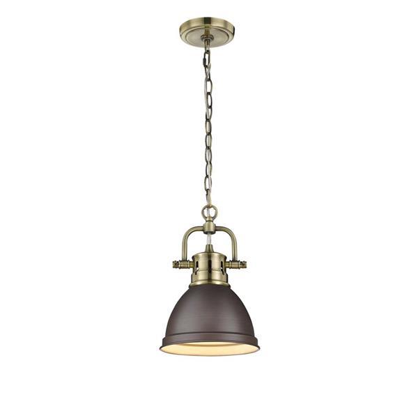mini pendant light on chain # 14