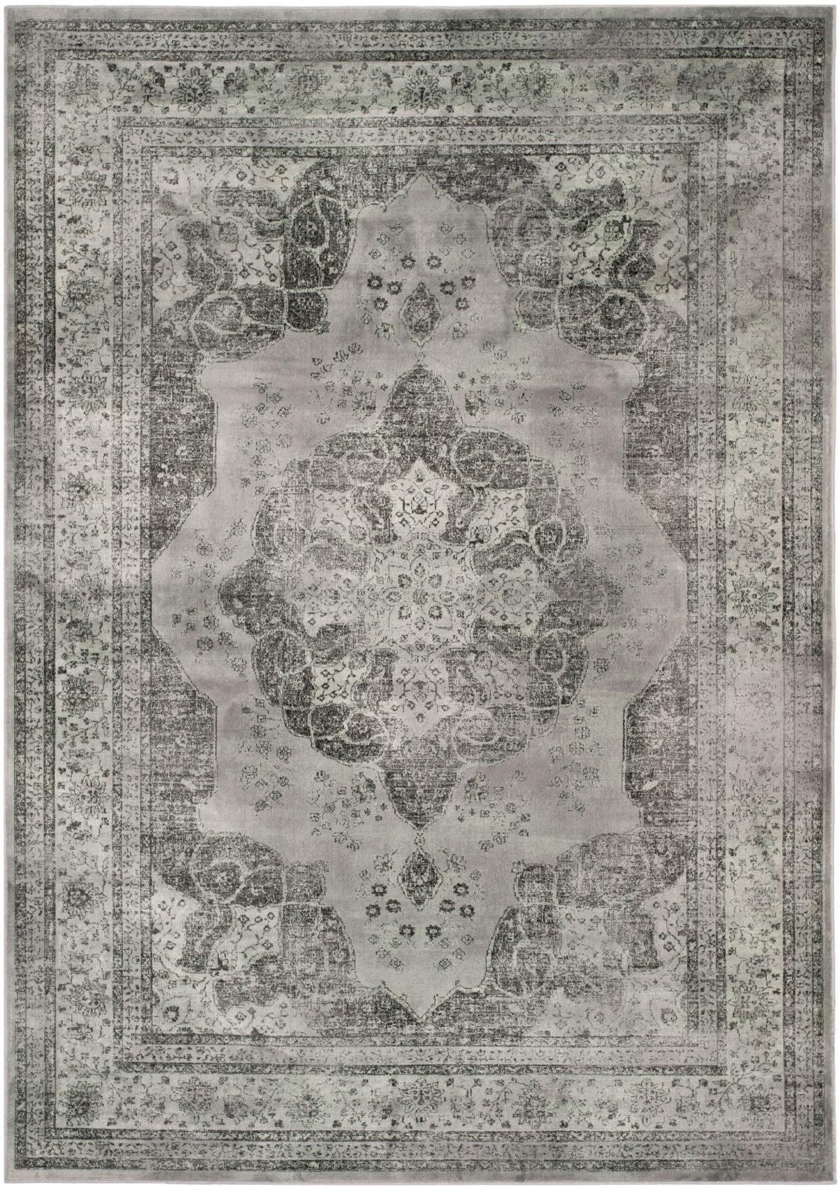 Black And White 8x10 Area Rugs
