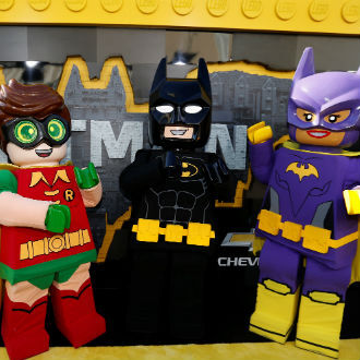 Lego Batman Movie  Review   620 AM KEXB Experts in Business   Dallas  TX By John Hanlon  John Hanlon Reviews