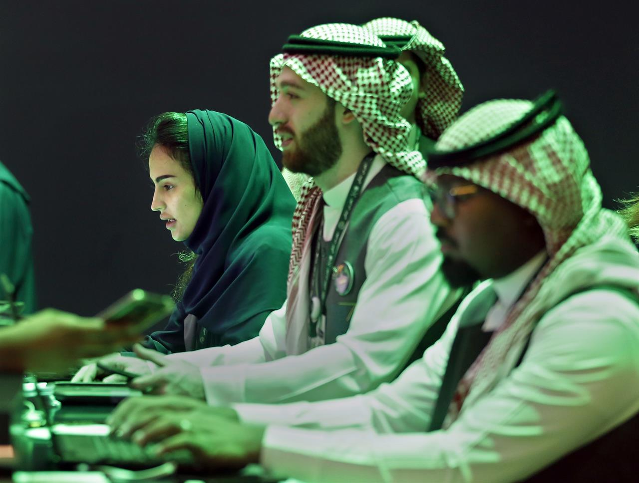 Saudi prince's future put to the test at investment forum ...