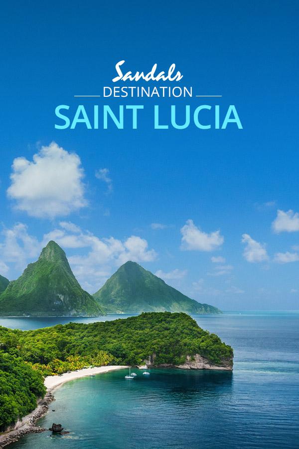Resort St Grande Lucia Sandals Night