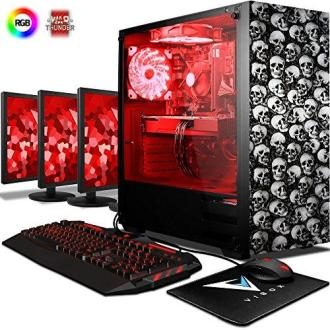 VIBOX Pyro GS660 65 Gaming PC Computer with Game Voucher  3x Triple         VIBOX Pyro GS660 65 Gaming PC Computer with Game Voucher  3x Triple 22