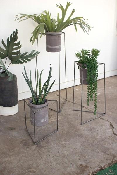 Modern Clay Pots