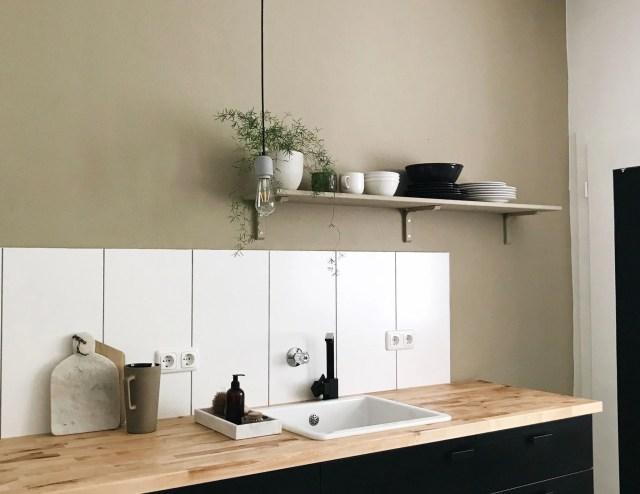 Küchenrückwand: Welche Farbe, welches Material?   Kolorat