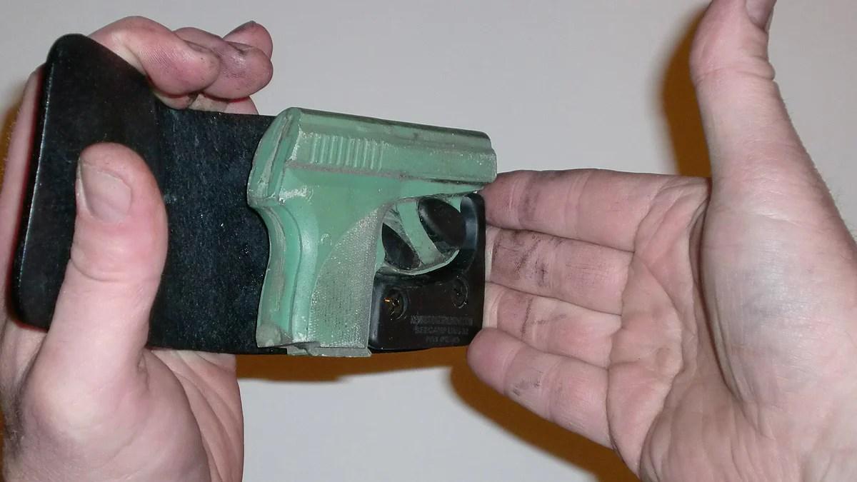 Defender Concealment Holster