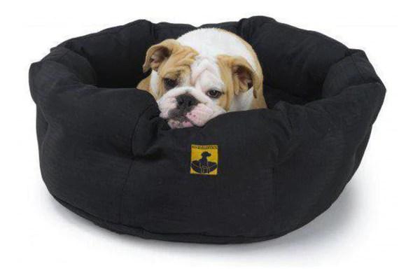 K9 Ballistics Tuff Round Bolstered Dog Bed