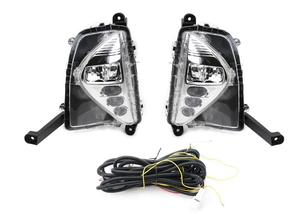 Retrofit Kit Led Daytime Driving Lights