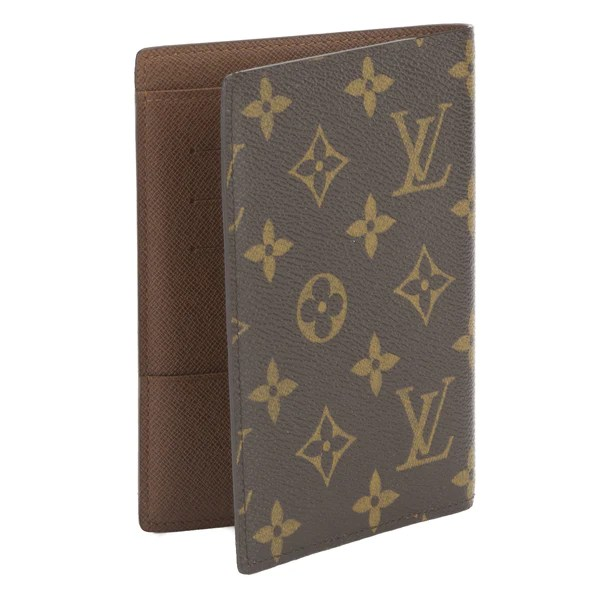 41bbcee07b2d Louis Vuitton Monogram Passport Cover (Pre Owned) 2760050 Luxedh
