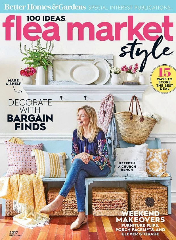 Better Homes And Gardens 100 Decorating Ideas Magazine