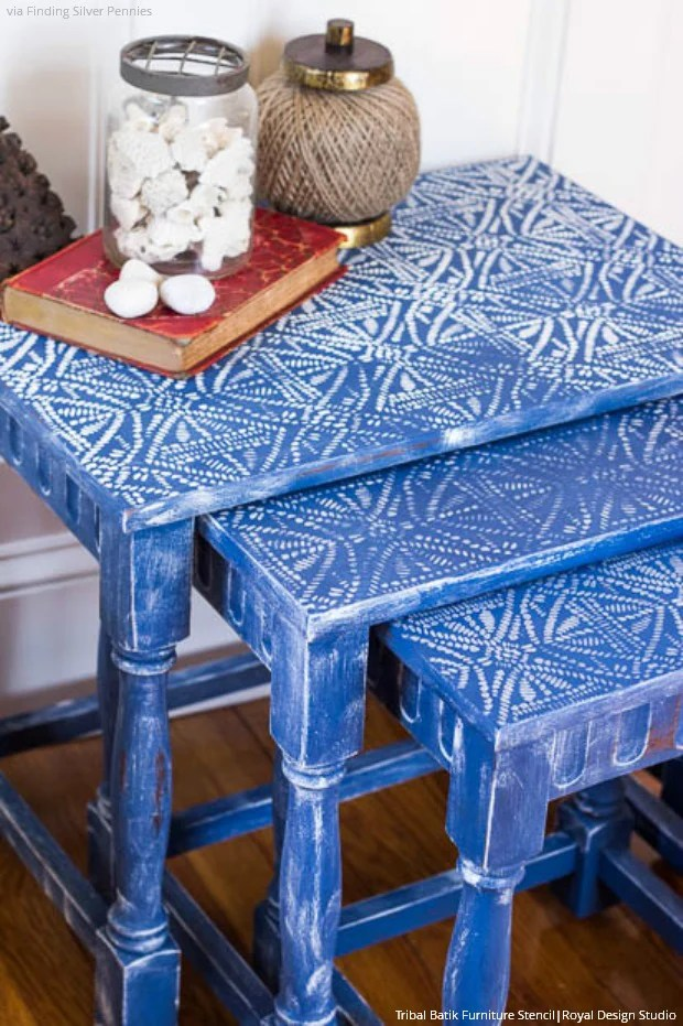 Painted Furniture Patterns