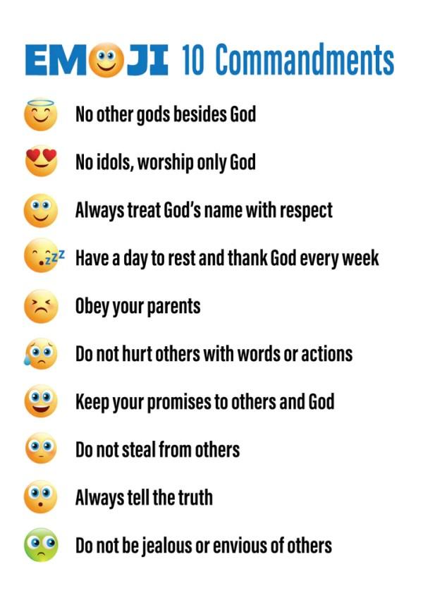 10 commandments # 3