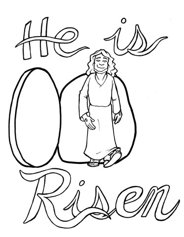 coloring pages jesus # 28