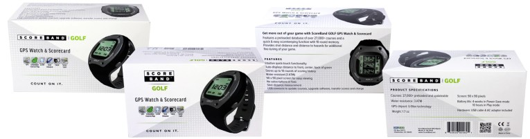 ScoreBand GOLF   GPS Watch   Scorecard     ScoreBand GOLF   GPS Watch   Scorecard GPS Watch One Seed ScoreBand Golf
