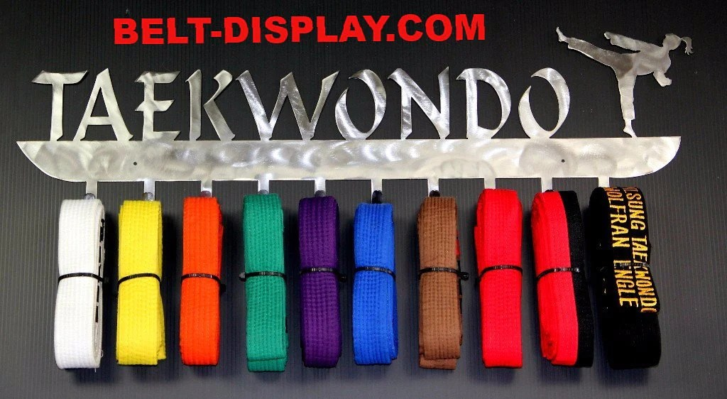 Order Karate Belt Holder